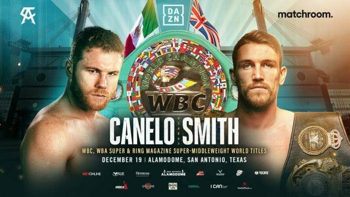 Canelo Alvarez vs Callum Smith Alternative Commentary