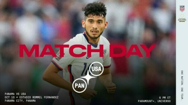 USA vs Panama: 2022 WCQ Round 5: Seven Changes and a 1-0 Loss Correct