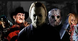 Slashers Discussion Featuring Michael Myers and Jason Voorhees
