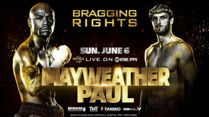 Floyd Mayweather vs Logan Paul Alternative Commentary