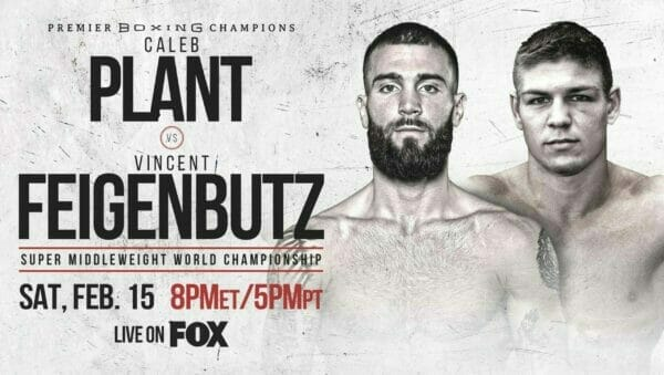 Caleb Plant vs Vincent Feigenbutz Alternative Commentary