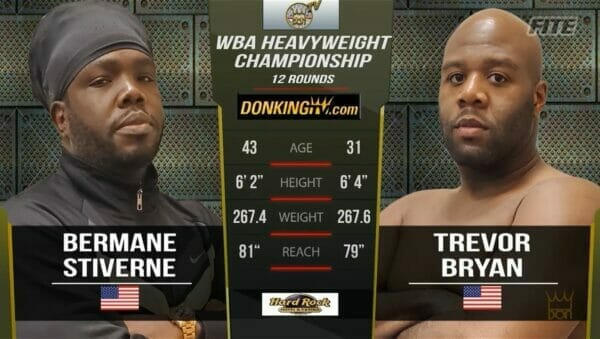Trevor Bryan vs Bermane Stiverne Alternative Commentary