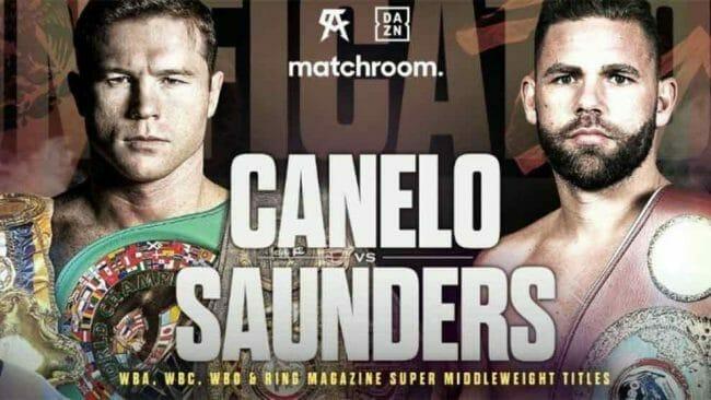 Canelo Alvarez vs Billy Joe Saunders Alternative Commentary