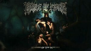 Cradle of Filth Hammer of the Witches Review