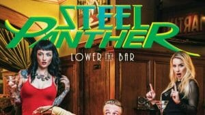 Steel Panther Lower the Bar 2017 Album Review