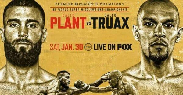 Caleb Plant vs Caleb Truax Alternative Commentary