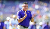 Ed Orgeron is Now a Lame Duck Coach at LSU