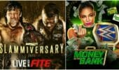 Slammiversary and Money in the Bank 2021